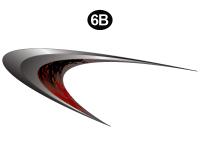 Cyclone - 2012 Cyclone FW-Fifth Wheel Toyhauler-Red - Small Inner Hook