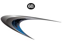 Cyclone - 2012 Cyclone FW-Fifth Wheel Toyhauler-Blue - Small Inner Hook