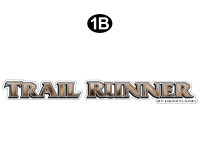 Trail Runner - 2015 Trail Runner TT-Travel Trailer - Side/Rear Trail Runner