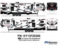 2013 Fuzion FW Complete Kit