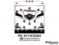 Fuzion - 2013 Fuzion FW-Fifth Wheel (Early)-Cap Graphics Update - 2013 Fuzion FW Rear Kit