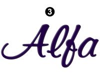 Alfa Logo - Image 2