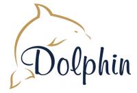Front Rear Dolphin Logo