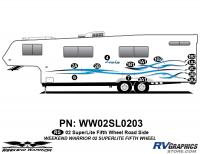 2002 SuperLite FW Roadside Graphics Kit