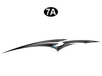 Road Warrior - 2014 Road Warrior FW-Fifth Wheel-White Version - Print Dart Graphic A