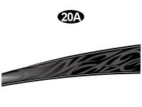Road Warrior - 2014 Road Warrior FW-Fifth Wheel-White Version - Rear Print Spear A