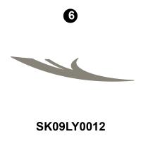Layton - 2010-2011 Layton Joey TT-Travel Trailer - Side Middle Diecut