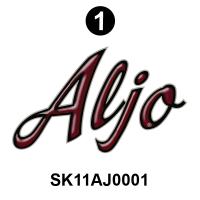 1 Aljo Logo