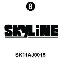 8 Skyline logo