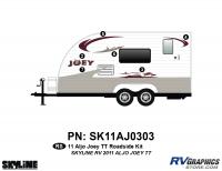 RS 2011 Skyline Aljo Joey TT Roadside Graphics Kit