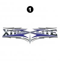 Front/Rear Xtra-Lite logo