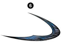 Front Large Hook