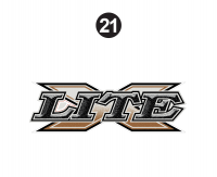 X-Lite Decal Small