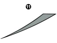 Front Die Cut #11