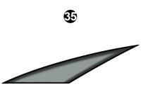 Side Die Cut #35