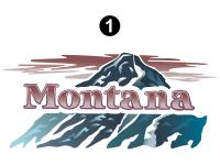 Montana - 2004 Montana FW-Fifth Wheel - Cap Scene & Montana Logo