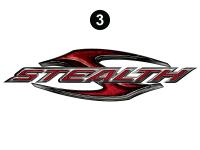 Rear Stealth Logo