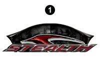 Front Upper Logo #1