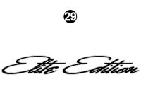 North Trail - 2014 North Trail Elite Edition TT-Travel Trailer - Front Elite Edition Logo