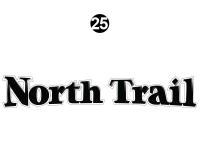 North Trail - 2014 North Trail Elite Edition TT-Travel Trailer - Front North Trail Logo