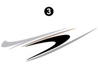 Lance - 2006 to 2009 Lance Camper - Side Rear  Assembly