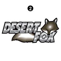Desert Fox - 2006 Desert Fox TT - Front Rear Desert Fox Logo