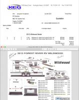 Any - 2020-2021 - 2 piece 2012 Wildwd Graphics Qt
