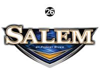 Salem - 2018 Salem TT-Travel Trailer - Front Badge