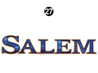 Salem - 2018 Salem TT-Travel Trailer - Side/Rear Salem Logo