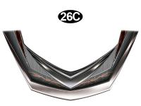 Voltage - 2012 Voltage FW-Fifth Wheel - Cap Lower Crest