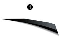 Raptor - 2012 Raptor  FW-Fifth Wheel - Fwd Upper Cap Wedge