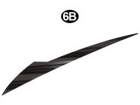 Neck Wedge B-Roadside/ Left Side / Driver Side