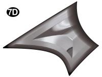 Fwd Group Spear D-Roadside/ Left Side / Driver Side