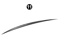 Mid Lower Sweep-Roadside/ Left Side / Driver Side
