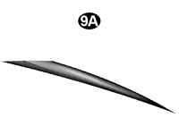 Fwd Mid Spear A-Curbside / Right Side / Passenger Side