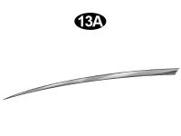 Rear Upper Sweep A-Roadside/ Left Side / Driver Side