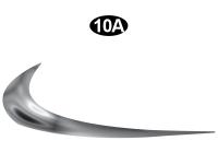 Bullet - 2010 Bullet TT-Travel Trailer - Large Logo Lower Hook A