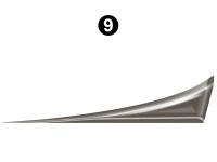 Rear Lower Corner
