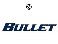 Bullet - 2016-2017 Bullet UltraLite Sm TT-Travel Trailer - Side Bullet Logo
