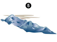 Side Front Mountain/Cloud 1
