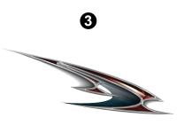 Raptor - 2009 Raptor Velocity FW-Fifth Wheel - Goose-neck Hook