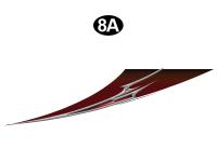 Raptor - 2009 Raptor Velocity FW-Fifth Wheel - Mid Top Sweep A
