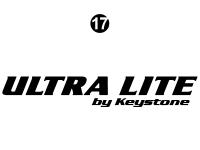 Ultra Lite By Keystone Logo