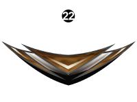 Bullet - 2014-2015 Bullet Sm TT-Small Travel Trailer - Cap Badge