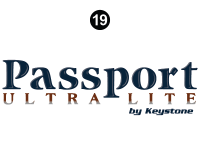 F/R Passport  UltraLite logo