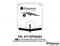 23 Piece 2012 Passport UltraLite Roadside Graphics Kit