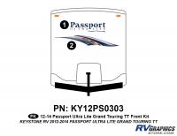 23 Piece 2012 Passport Grand Tour Roadside Graphics Kit