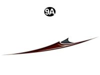 Rear Lower SpearR/S(Roadside/Left/Driver)