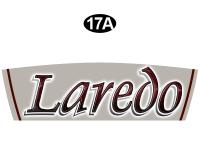 Front Laredo Badge Top
