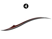 Knife SweepR/S (Roadside/Left/Driver) Side